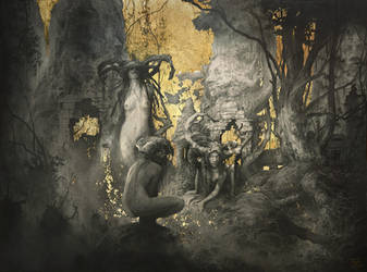 The Golden Age by Yoann-Lossel