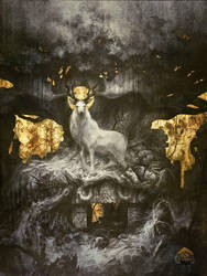 The Forgotten Gods by Yoann-Lossel