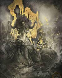 Eros  Thanatos by Yoann-Lossel