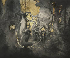The Golden Age  by Yoann-Lossel