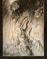 Thanatos - detail by Yoann-Lossel