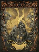 Grendel's Mother Mare by Yoann-Lossel