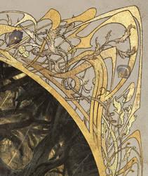 L'Antichambre - Detail by Yoann-Lossel