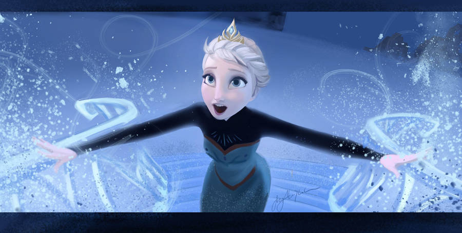 Let It Go by CheshFire