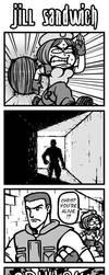 RE: Jill Sandwich 22 by Kaigetsudo