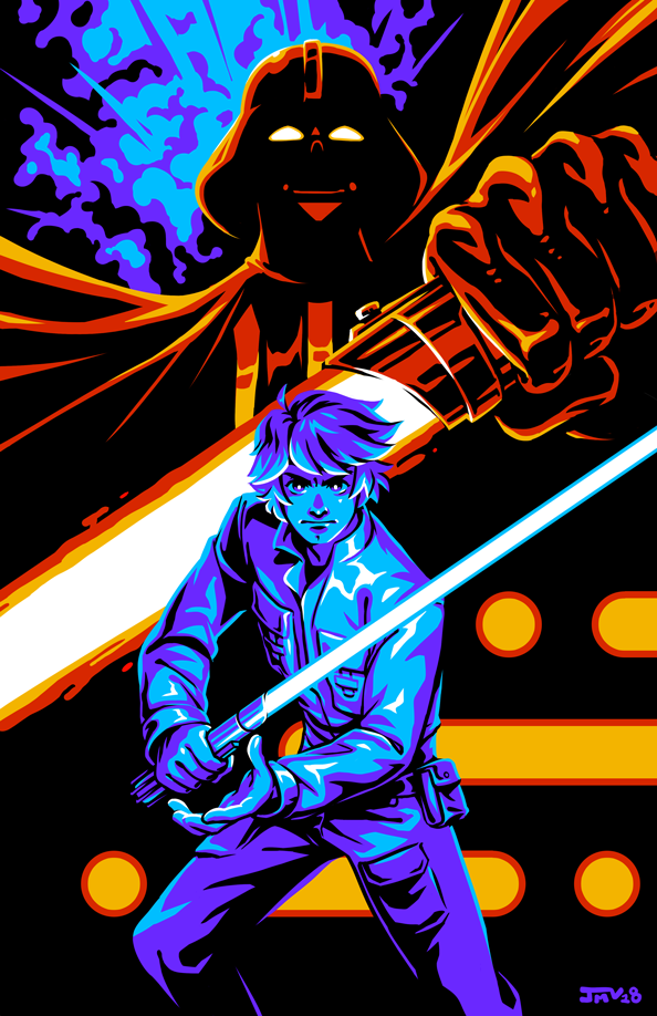 Star Wars - The Empire Strikes Back by Kaigetsudo