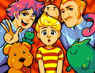 MOTHER 3 by Kaigetsudo