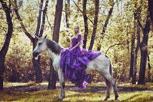 unicorn friend by Anna1Anna