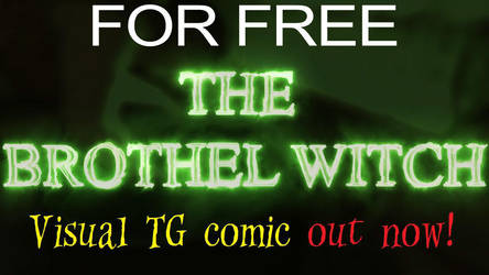 5000 Watchers! (The Brothel Witch FOR FREE!) by surody