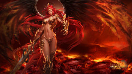 League of Angels - Mikaela 1920x1080 by GTArcade