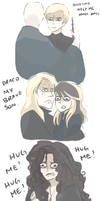HP: HUG MEEEE by Randomsplashes