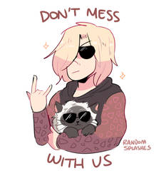 YOI: DON'T MESS WITH US by Randomsplashes
