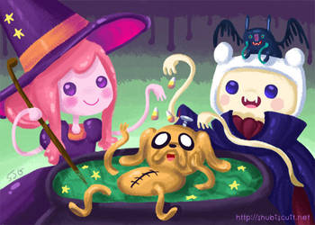 Goopy Halloweeny Soup by shucakes