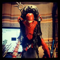 Phyrxian Zombie by retronick