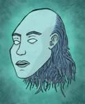 Spirit Head by christofferwig