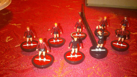 Subbuteo milan by thorthebest