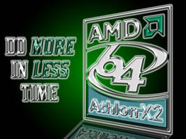AMD - Do More In Less Time II by eagle3386