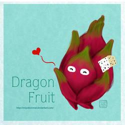 Thanh Long _ Dragon Fruit by migoibonmat