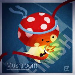 MUSHROOM by migoibonmat
