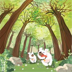 Hey friend, run with me! by migoibonmat