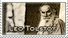 Leo Tolstoy Stamp by LadyPep