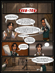 Maelstrom 1x05 by LadyPep