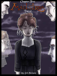 Maelstrom: Chapter Two Cover by LadyPep