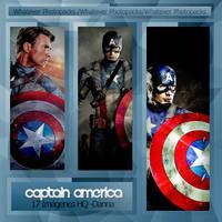 +Photopack: Captain America: The First Avenger by Whatever-Photopacks