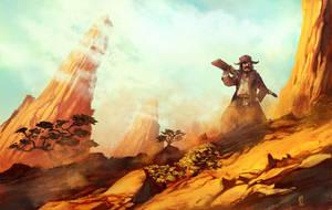 the steam hunter by fallen-eye