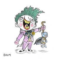 Little Joker by bubbleduck