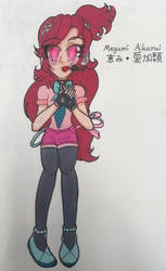 Megumi Aikarui by Megaaudinooo
