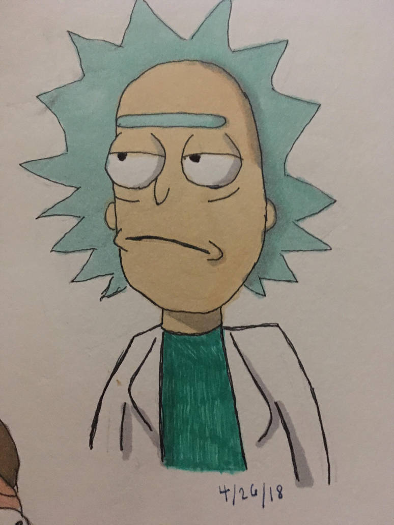 Rick by jinxbunni2014