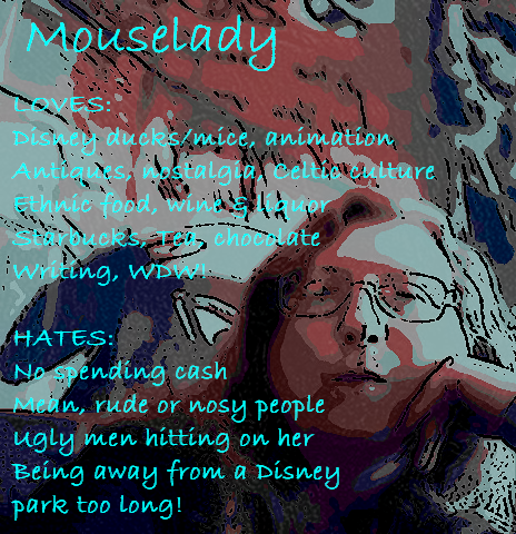 mouselady's Profile Picture