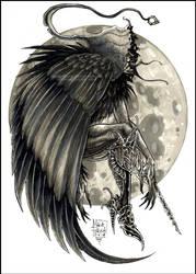 Harpy by MalaPokusa