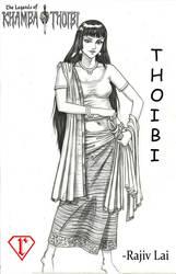 ~The legends of Khamba Thoibi~ by Rajiv-Laishram