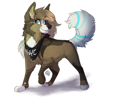 || COMMISSION | _Prettytwisted_ by Blake-Rosey