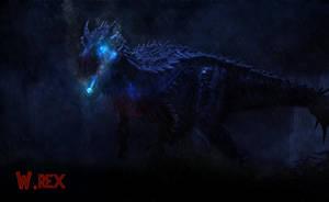 Indominus Tisso Rex by Wolfhooligans