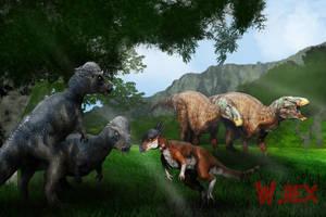 Jurassic world 2 Fallen kingdom by Wolfhooligans