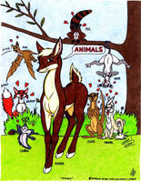 Animals by Furryhart