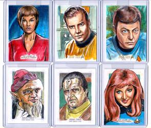 Star Trek 01 by DPGIllustrator