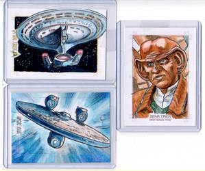 Star Trek 02 by DPGIllustrator