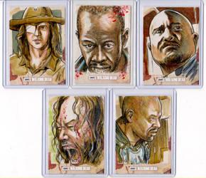 Walking Dead 03 by DPGIllustrator