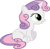 Sweetie Belle by LMan225