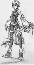 First Aqua Sketch! by d-AspiringAmeture-b