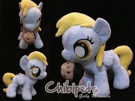 Filly Derpy V2 by Chibi-pets