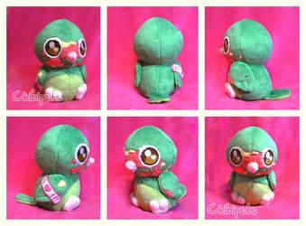 Marylin Custom Plush by Chibi-pets