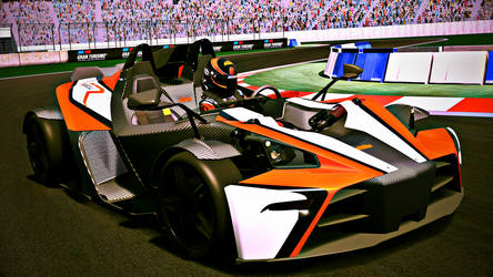 GT6 Redux - Gran Turismo Arena 1 by CyRaX-494