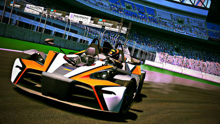 GT6 Redux - Gran Turismo Arena 2 by CyRaX-494