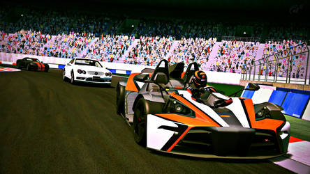 GT6 Redux - Gran Turismo Arena 3 by CyRaX-494