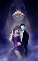 The Phantom of the Opera by Yosia82